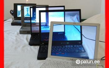 Ostan-Arvutid ja võrgud-Sülearvutid
