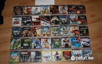 Продаю-Видеоигры-Игры